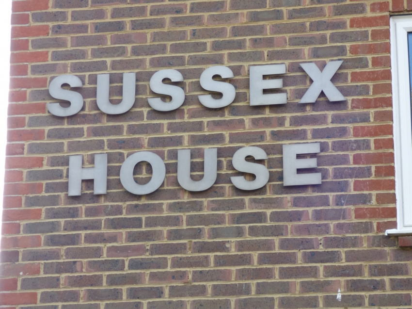 3 Sussex House
